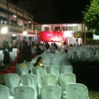 Photo taken at Faculdades INTA by Naziane B. on 10/11/2011