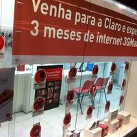 Photo taken at Claro S/A Campinas Shopping Unimart by Eduardo N. on 9/7/2012