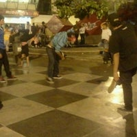 Photo taken at Plaza Luis Brión by @delfinfb 🐬 on 3/13/2012