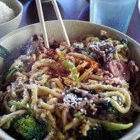 Photo taken at Sizzling Fresh Mongolian BBQ by Bernard D. on 12/24/2011