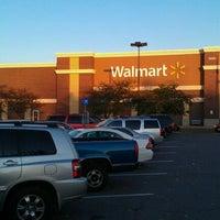 Photo taken at Walmart Supercenter by Sean D. on 10/24/2011
