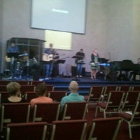 Photo taken at River Community Church by Aaron L. on 9/4/2011
