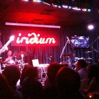 Photo taken at The Iridium by Joshua D. on 9/29/2011