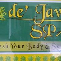 Photo taken at De'Java Spa by Linda F. on 1/10/2012