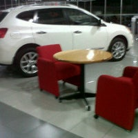 Photo taken at Nissan Tijuana by Silvia T. on 1/3/2012