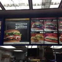 Photo taken at Burger King by Jorge C. on 7/21/2012