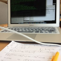 Photo taken at Engineering Building II by Junior E. on 9/6/2012