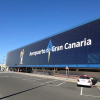 Photo taken at Gran Canaria Airport by María L. on 9/13/2012