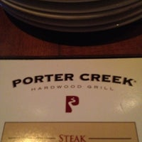 Photo taken at Porter Creek Hardwood Grill by Mel C. on 6/11/2012
