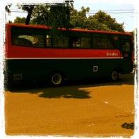 Photo taken at Pondok Labu by Reno S. on 11/14/2011