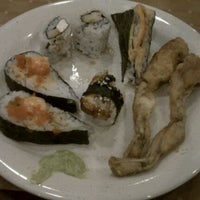 Photo taken at Hibachi Grill & Supreme Buffet by Holly on 10/11/2011