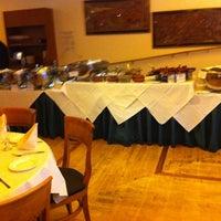 Photo taken at Utsav Restaurant by Mike F. on 8/25/2011