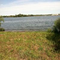 Photo taken at George Wyth Brinker Lake by Dick J. on 8/20/2011