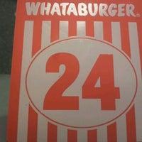 Photo taken at Whataburger by Abel on 12/22/2011