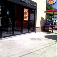 Photo taken at Burger King by Erinski E. on 10/20/2011