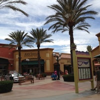 Photo taken at Desert Hills Premium Outlets by Good I. on 7/18/2012