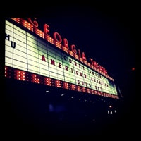 Photo taken at Georgia Theatre by Morgan L. on 9/16/2011