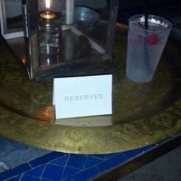 Photo taken at Red Room at The Shore Club by Josh J. on 8/12/2012