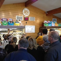 Photo taken at Weber's Bakery by Kati P. on 4/6/2012