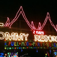 Photo taken at Full Moon Party by Silvia T. on 1/8/2012