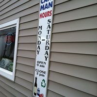 Photo taken at The Can Man by Janie G. on 10/20/2011