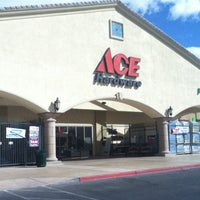 Photo taken at Ace Hardware by Norris on 3/7/2011