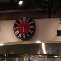 Photo taken at Virgilio's Pizzeria & Wine Bar by Ian P. on 1/14/2012