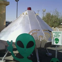 Photo taken at Alien Fresh Jerky by Thomas M. on 5/6/2012