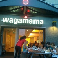 Photo taken at Wagamama by Gabriele P. on 8/19/2012
