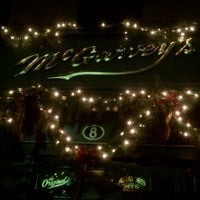 Photo taken at McGarvey's Saloon & Oyster Bar by Chris D. on 12/3/2011