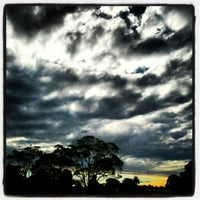 Photo taken at Woronora Cemetery by Arcady L. on 5/26/2012