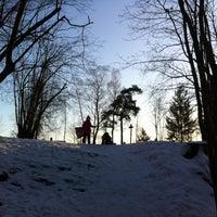 Photo taken at Leikarvollen by Thomas C A B. on 12/24/2011