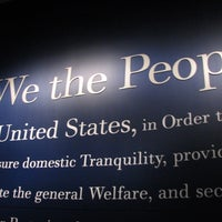 Photo taken at National Constitution Center by Fernando F. on 3/3/2012