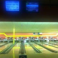 Photo taken at Bandera Bowling Center by Adam M. on 7/10/2012