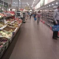 Photo taken at Albert Heijn by Danny F. on 6/8/2011