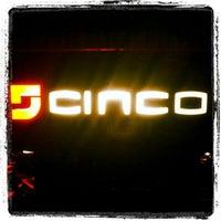 Photo taken at Cinco Club by Thiago M. on 4/15/2012