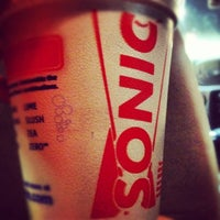 Photo taken at SONIC Drive In by Orin S. on 4/13/2012