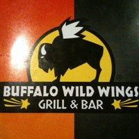 Photo taken at Buffalo Wild Wings by Marcie B. on 3/4/2011