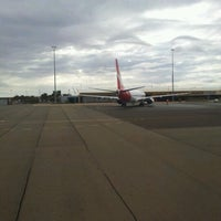 Photo taken at Kalgoorlie-Boulder Airport (KGI) by Fraser M. on 7/23/2012