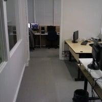 Photo taken at MegaMidia Group by Felipe T. on 7/31/2012