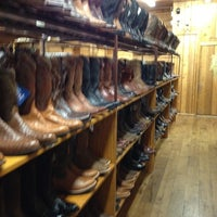 Photo taken at Allens Boots by Johan E. on 3/9/2012