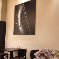 Photo taken at Bäckerei Café Tuna by Gonçalo S. on 1/6/2012