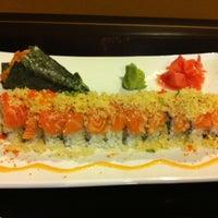 Photo taken at Yokohama Sushi by Amelia on 10/5/2011