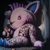 Photo taken at Wynwood Art Walk by @MisterHirsch on 9/11/2011