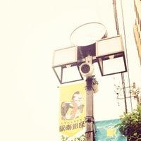 Photo taken at 静岡駅南銀座商店街 by osdr on 5/1/2012