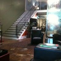 Photo taken at Halo A Salon & Spa by Jennifer E. on 7/22/2011