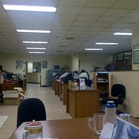 Photo taken at Direktorat Bina Produksi dan Distribusi Kefarmasian by Zulfikar B. on 10/18/2011