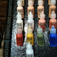 Photo taken at Obsessive Compulsive Cosmetics by Chinju on 12/15/2011