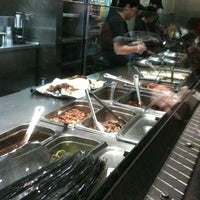 Photo taken at Chipotle Mexican Grill by Dmitriy G. on 1/20/2011