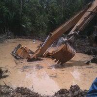 Photo taken at Site Office KUBE-GBIC by Aku Yang Bernama Y. on 10/11/2011